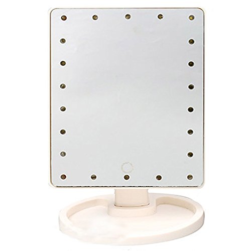 Natural Daylight Lighted Vanity Mirror Kesho Wazo