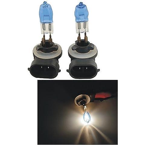 RFF- HOD 881 100W 5500K ultra luminoso dell'automobile Caldo Lampadine Bianco (DC 12V/Pair)-MEIXI&