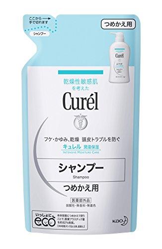 Biore Japan - 360ml Refill Kao Curel shampoo