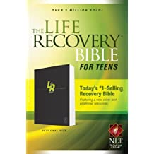 NLT Life Recovery Bible for Teens PERSONAL SIZE PB (Life Recovery Bible: Nlt) by David Stoop Stephen Arterburn (1-Jul-2013) Paperback