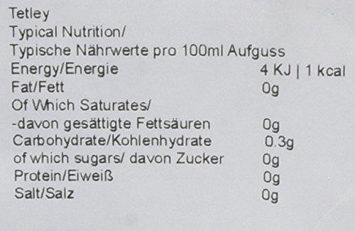 Tetley Schwarzer Tee 240 Btl. 750g – Original englische Version