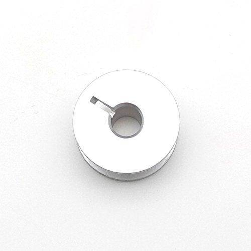 Kunpeng–# # 40264as/55623AS Nadel-industriellen einzelne Spulen aus Aluminium für Juki/andere Mit Steckplatz Klebebandabroller