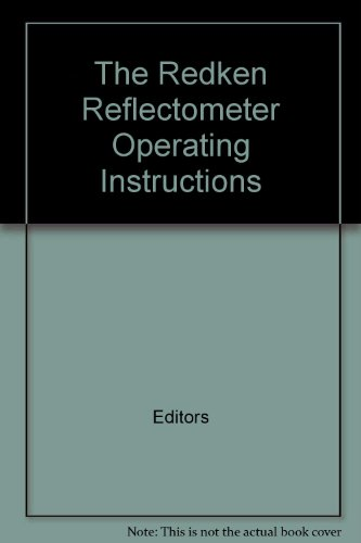 the-redken-reflectometer-operating-instructions