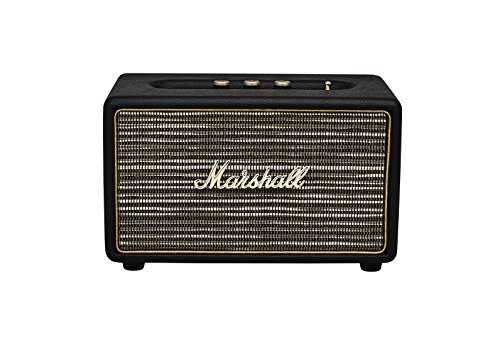Marshall 3.5 mm Acton Speaker with 4.0 Bluetooth - Black