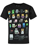 Jungen - Official - Minecraft - T-Shirt