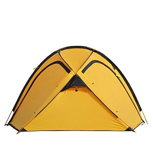 Outing Udstyr, Camping Tent 4 Season ein Schlafzimmer, Einstöckiges Mehrpersonen-Zelt, Das für Outdoor-Sportarten Zusammengebaut Werden Muss, Kejing Miao (Schlafzimmer-zelte 4)