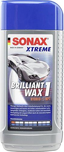 farbige politur Sonax 201200 XTREME BrilliantWax 1 Hybrid NPT, 500 ml