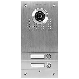 Anthell Electronics AE Farb-Videotürsprechanlage 2 Fam.
