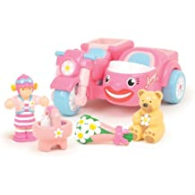 WOW Toys - Whiz-Around Amy, coche de juguete (10304)