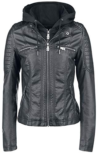 Black Premium by EMP Road Tripping Girl-Jacke schwarz 3XL