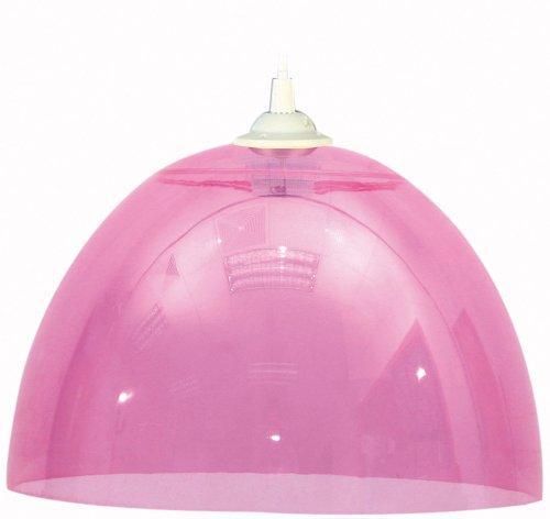 C Creation 275746 Buzzi - Lámpara de techo colgante (acrílica), color rosa