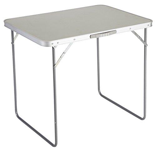 O Camp Tisch Koffer Edelstahl