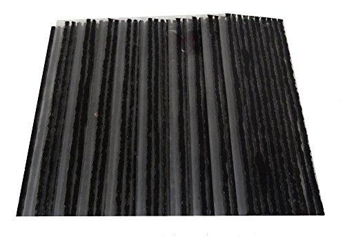 Aerzetix - 100 x strisce kit riparazione foratura ripara gomme pneumatici tubeless auto moto 4mm lunghe 20cm.