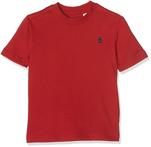 original-penguin-boys-pin-point-t-shirt-red-rio-red-5-6-years