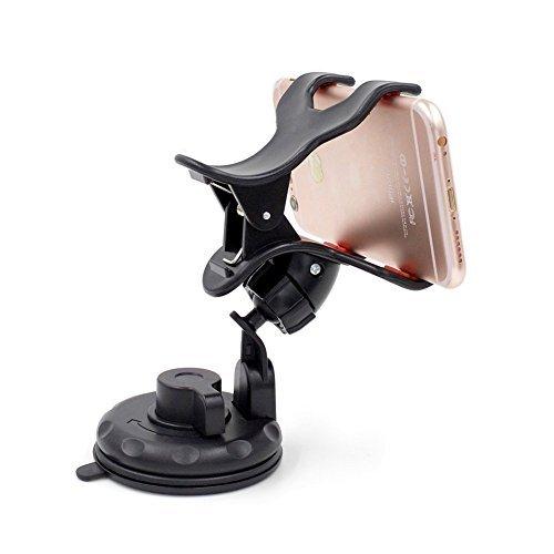 bareas k-05Handy Halterung 360° Drehbar Feature Phones praktisch Advanced Gel Verwenden, und Tragbar, Black Style 3