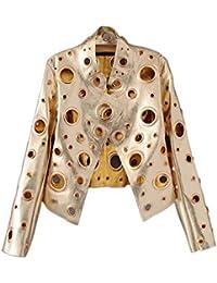 Suchergebnis auf für: mantel Gold Damen