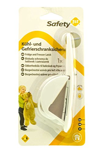 Safety 1st Kindersicherungen 5081217 Kühl- & Gefrierscharnksicherung
