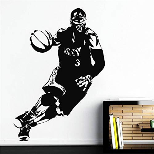 Geiqianjiumai Basketball wandtattoos Sport Ball Schlafzimmer Spiel