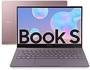 "Samsung Galaxy Book S, Portatile 4G/LTE Windows 10 Home, Display Touch screen 13.3"" FHD TFT, Batteria 42 Wh, R"