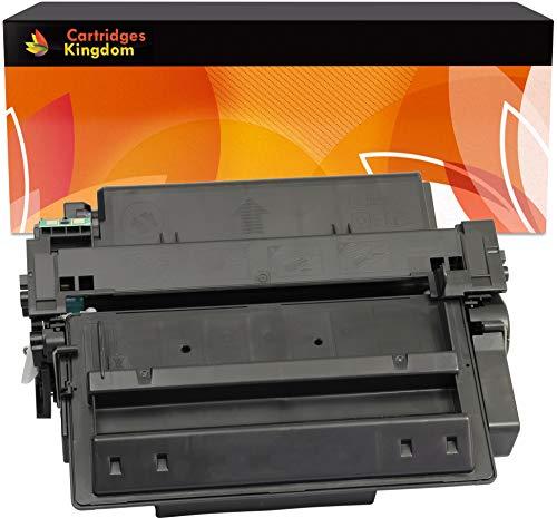 Cartridges Kingdom Toner kompatibel zu HP Q7551X 51X für HP Laserjet P3005, P3005D, P3005DN, P3005DTN, P3005N, P3005X, M3035 MFP, M3035X MFP, M3035XS MFP, M3027 MFP, M3027X MFP, M3027XS MFP - Toner Laserjet Hp P3005n