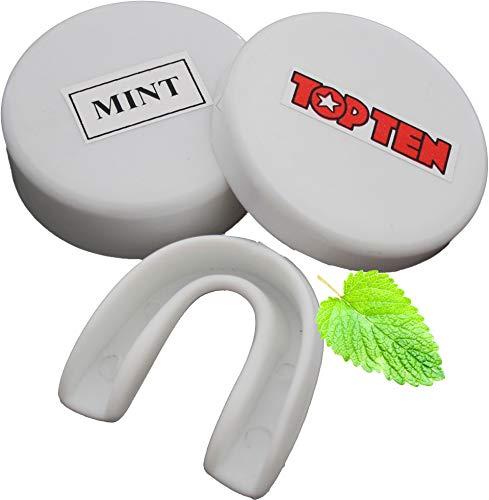 TOP TEN® Minz Aroma Zahnschutz Mundschutz Kinder Erwachsene Senior Junior