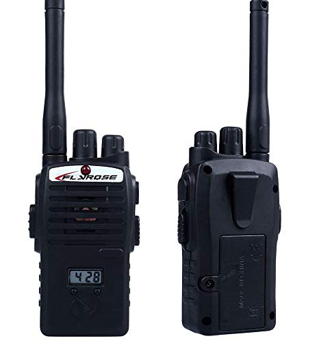 SUPER TOY Wireless Walkie Talkie Set with LCD Display