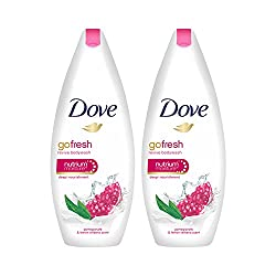Dove Go Fresh Revive Body Wash, 190ml (Pack of 2)