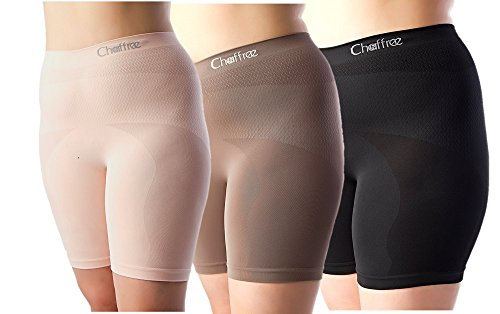 Chaffree - Womens Knicker Boxer Briefs Anti Chafing 6ab891a27