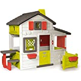 Smoby - 310209 - Jeu de Plein Air et Sport - Maison Friend's house