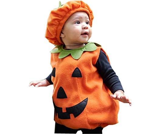 Déguisement Halloween citrouille