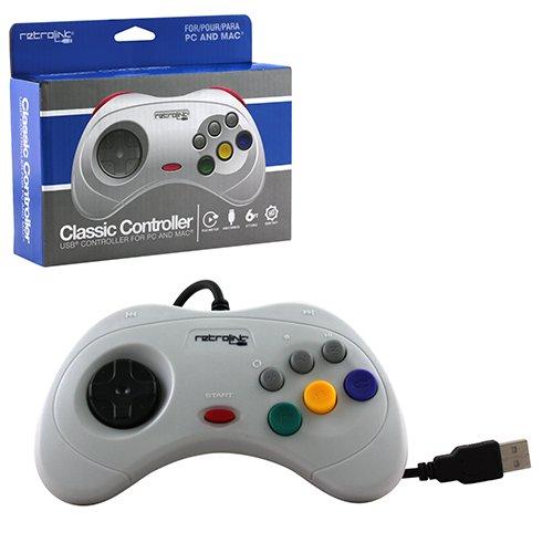 retro-bit-pc-1408-saturn-controlador-usb-con-cable-color-gris