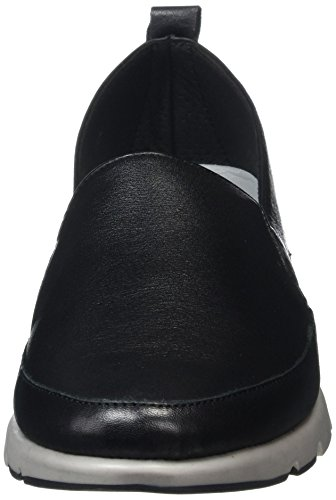 Aerosoles - Fast Lane Velvet, Mocassini Donna Black (Black)