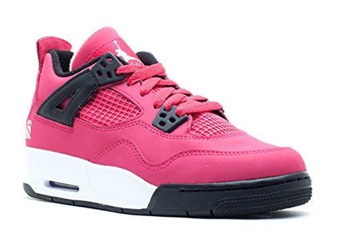 GIRLS AIR JORDAN 4 RETRO (GS) - 487724-601 - SIZE 7 (Kids Jordan 4 Retro)