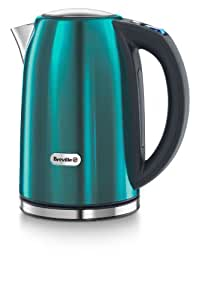 Breville Rio Teal Stainless Steel Jug Kettle Amazoncouk