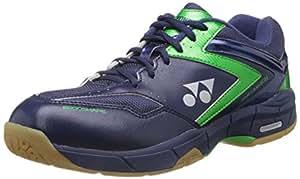 Yonex SHBSC2IEX Badminton Shoes, 5 UK (Navy Blue)