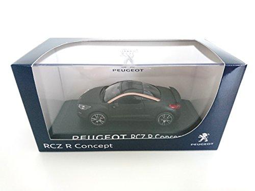 PEUGEOT RCZ R Concept du Salon de Francfort 2012 \