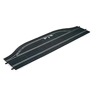 Carrera- Pit Lane Accesorios para Vehículos y Pistas de Juguete, Color Negro/Blanco (20030356)