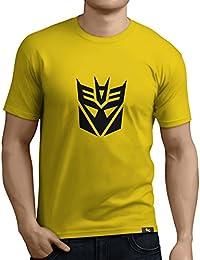 Tuning Camisetas - Camiseta divertida para Hombre - Modelo transformersdecepticons