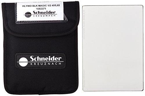 Black Magic Filter (Schneider-Kreuznach 1082371 MPTV Hollywood Black Magic Filter 1/2, 10,16 x 14,35 cm (4 x 5,6 Zoll) schwarz)