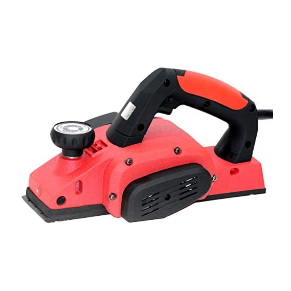 Digital Craft Industrial Electric Domestic Multifunctional Electric Planer Carpenter Tools for Working Wood and Power Tools Xtra Power Corded Planer (1-82 mm)