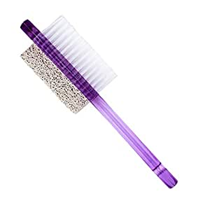 Vega Foot Brush with Pumic Stone