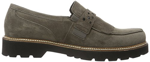 Gabor Shoes 52.666 Damen Slipper Grau (anthrazit (ss / C) 30)