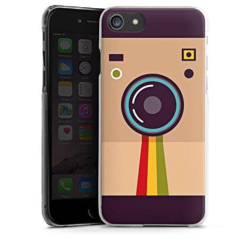 Apple iPhone X Silikon Hülle Case Schutzhülle Kamera Foto Fotograf Hard Case transparent