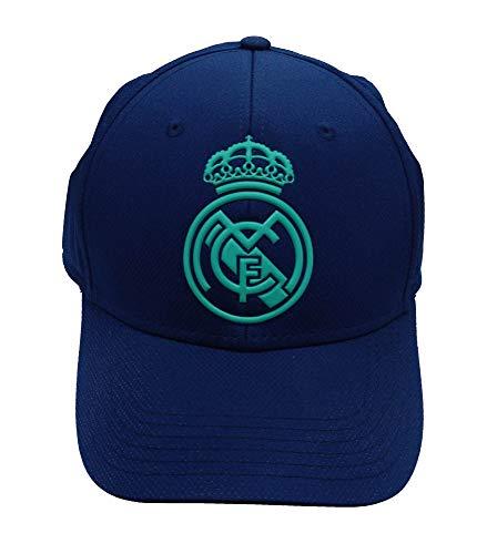 Gorra Azul Marino Adulto Real Madrid - Azul Marino/Turquesa