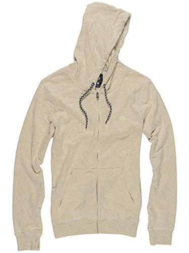 Element Herren Sweatjacke Oatmeal Heather