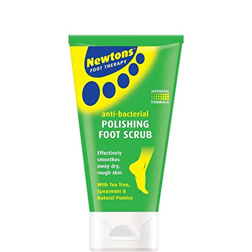 Newtons Poloshing Foot Scrub 150ml - by Newtons