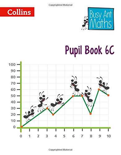 Busy Ant Maths European edition – Pupil Book 6C