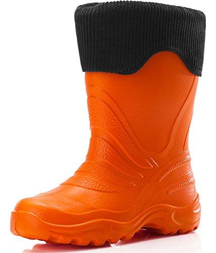 Ladeheid Children´s EVA Extra Light Wellington Boots Rainy Wellies Rain Boots LA-861-2017