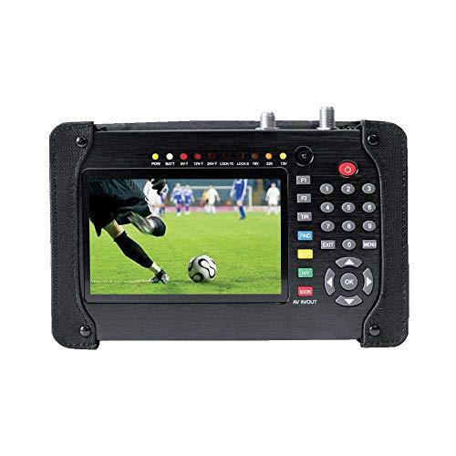 Diesl.com   Medidor de Campo Combo HD Satélite DVB S2 Terrestre DVB T2