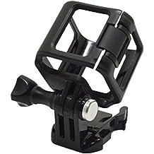 Nuevo diseño de accesorios de protección de la carcasa de marco para Hero 5 Sesión y Hero 4 Sesión con adaptador de instalación lateral